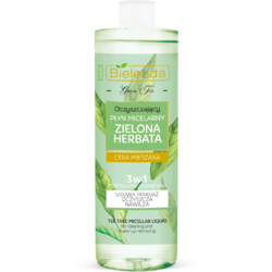 Green Tea Apa Micelara 3 in 1 500ml BIELENDA