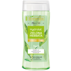 Green Tea Lotiune Tonica (Hidrolat) 3 in 1  200ml BIELENDA