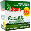 Omega 3-6-9 30cps Pachet 1+1 CADOU ADAMS VISION