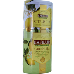 Green Tea&Citrus 125g Basilur Tea