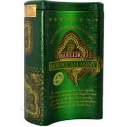 Ceai Marroccan Mint 100g Basilur Tea