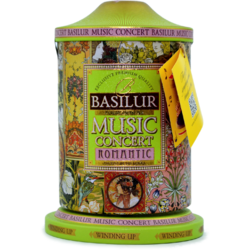Ceai Music Concert Romantic 100g Basilur Tea