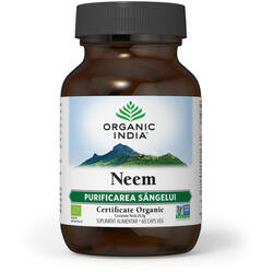 Neem Antibiotic Natural Eco/Bio 60cps veg