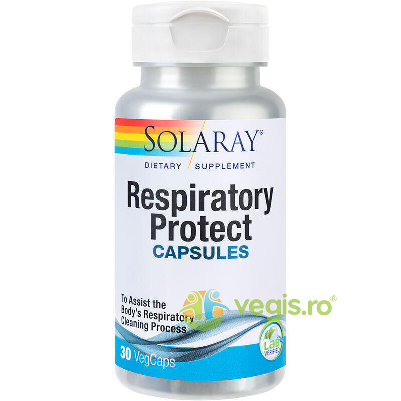 SOLARAY Respiratory Protect 30cps