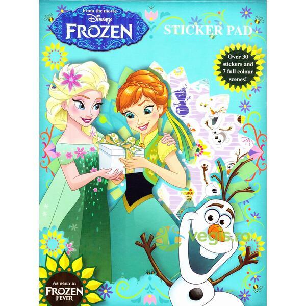 Frozen Fever, Sticker Pad. Set de stickere COPYWRITE DESIGNS