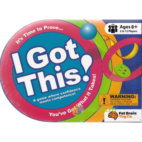 I Got This! Joc de abilitati, I Got This! FAT BRAIN TOYS
