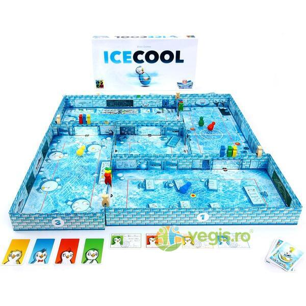 Ice Cool. Cursa pinguinilor BRAIN GAMES
