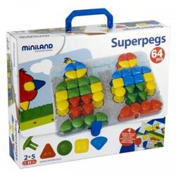 Superpegs. Mozaic gigant