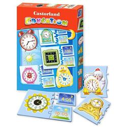 Castorland Education: Time