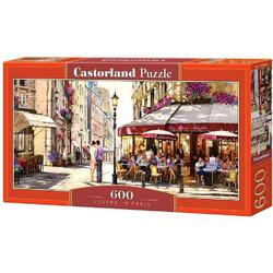 Puzzle 600. Lovers in Paris CASTORLAND