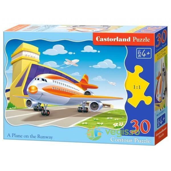 Puzzle 30. A Plane on the Runway CASTORLAND