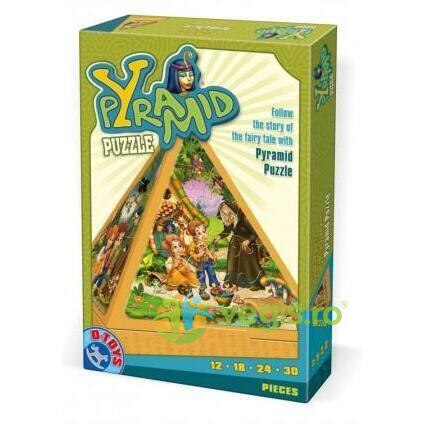 Puzzle Pyramid: Hansel si Gretel D TOYS