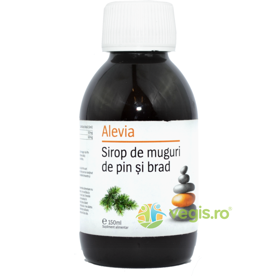 Sirop de Muguri de Pin si Brad 150ml imagine
