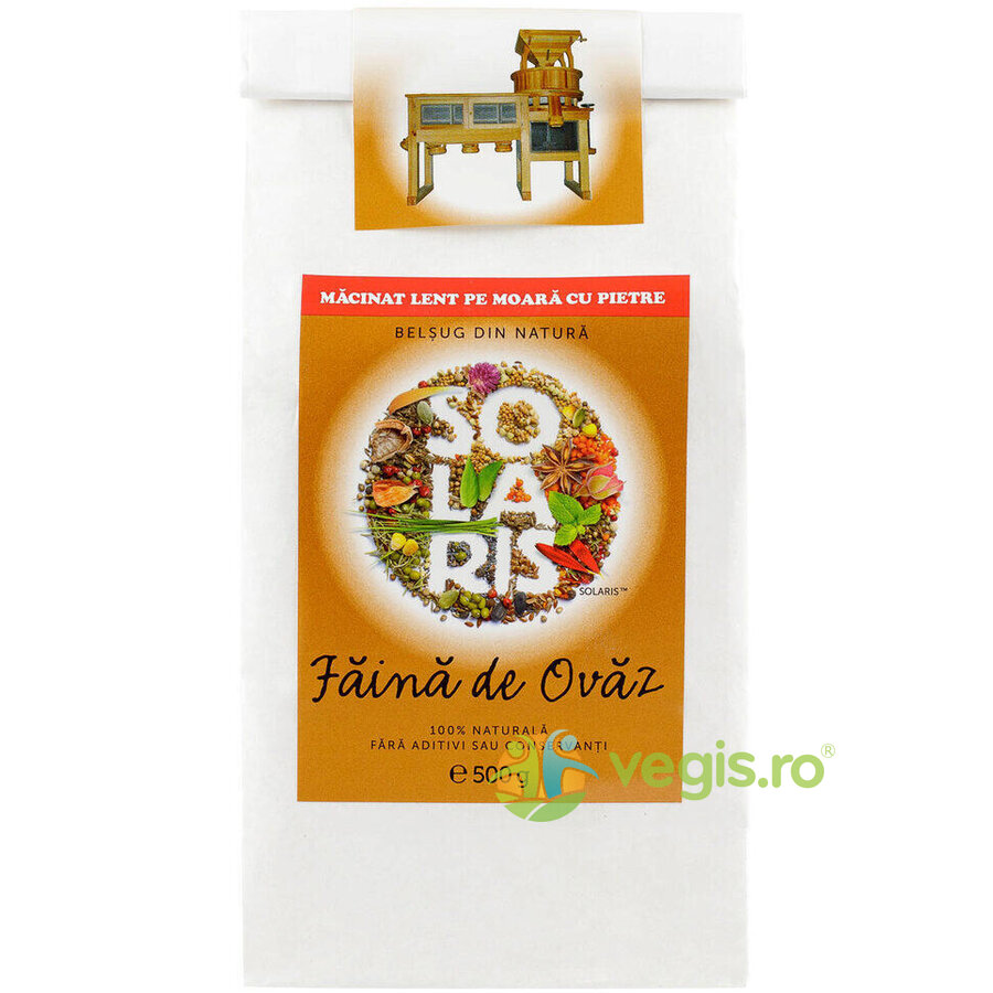 Faina de Ovaz 500gr imagine produs 2021