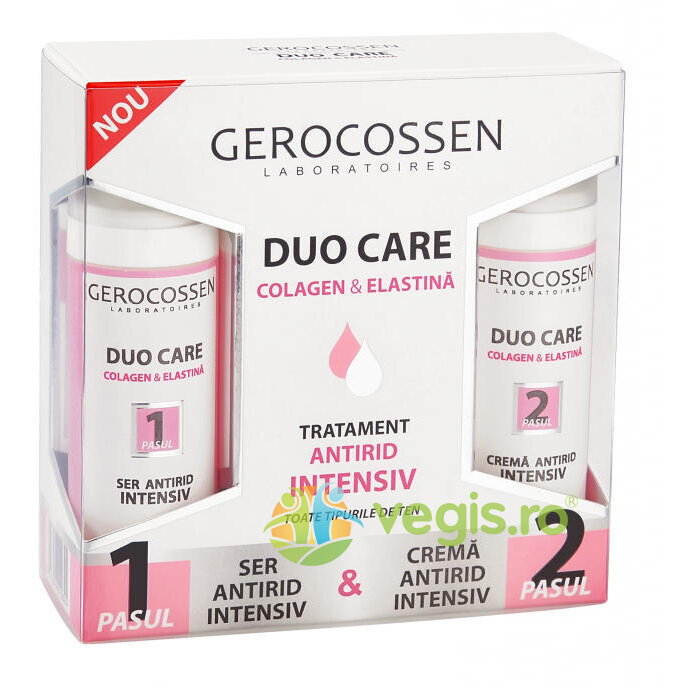 Duo Care Tratament Antirid Intensiv 30ml+30ml