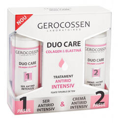 Duo Care Tratament Antirid Intensiv 30ml+30ml GEROCOSSEN
