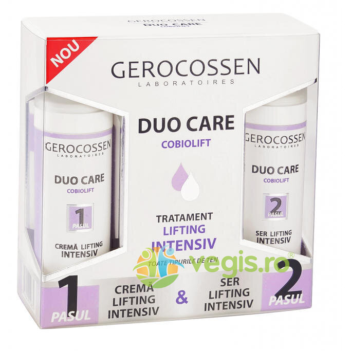 Duo Care Tratament Lifting Intensiv 30ml+30ml