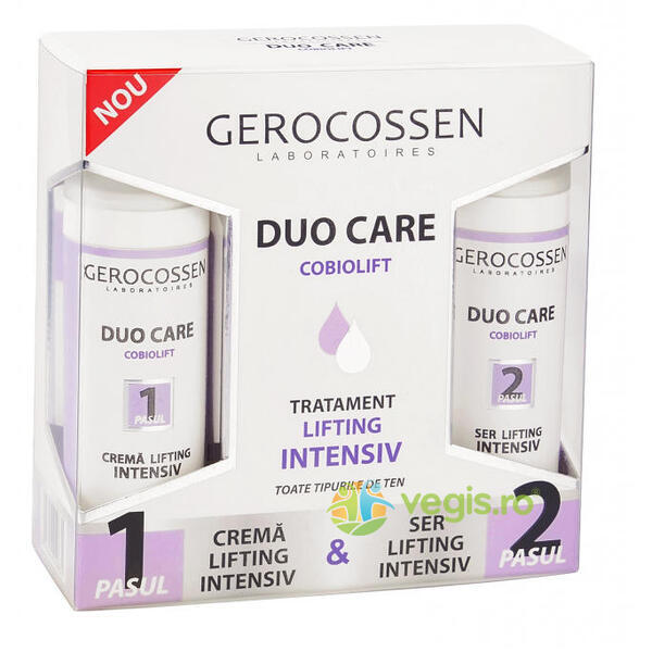 Duo Care Tratament Lifting Intensiv 30ml+30ml GEROCOSSEN