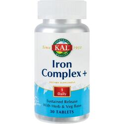 Iron Complex+ 30cpr KAL