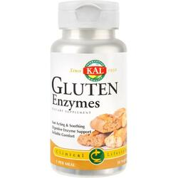 Gluten Enzymes 30cps KAL