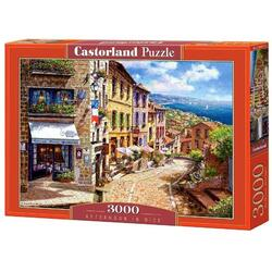 Puzzle 3000. Afternoon in Nice CASTORLAND