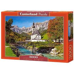 Puzzle 3000. Ramsau Germany