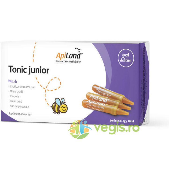 APILAND Tonic Junior 10 fiole
