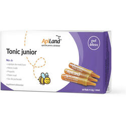 Tonic Junior 10 fiole APILAND