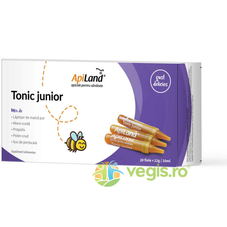 Tonic Junior 20 fiole thumbnail