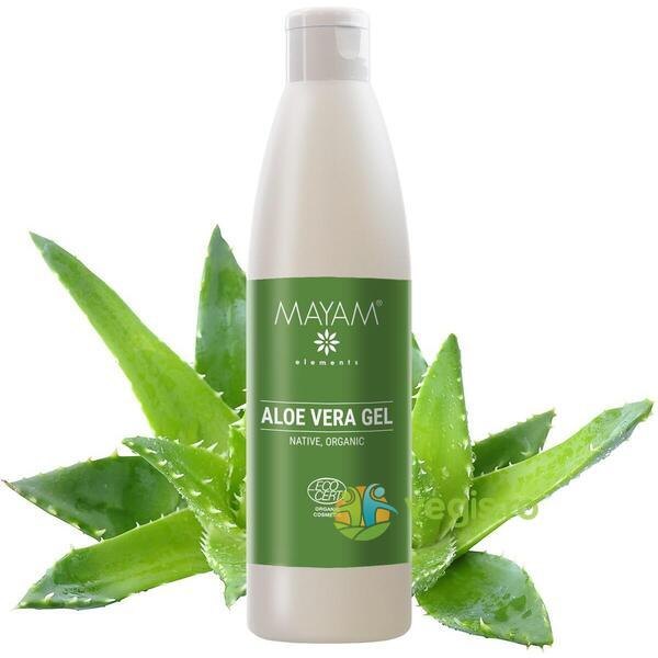 Gel de Aloe Vera Nativ Ecologic/Bio 250ml MAYAM