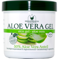 Gel cu extract de Aloe Vera 250ml HERBAMEDICUS