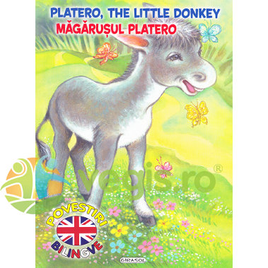 magarusul platero. platero, the little donkey