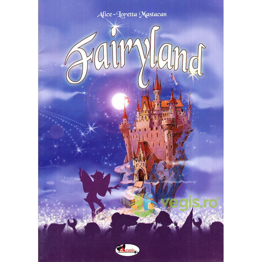 fairyland - alice-loretta mastacan