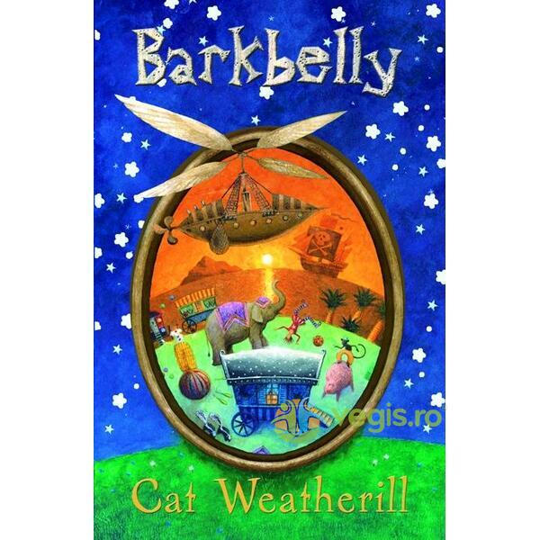 Barkbelly - Cat Weatherill
