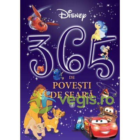365 de povesti de seara vol.2 - disney