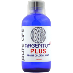 Argentum+ PLUS 10ppm 240ml PURE LIFE