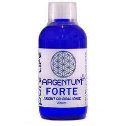Argentum+ FORTE 20ppm 240ml PURE LIFE