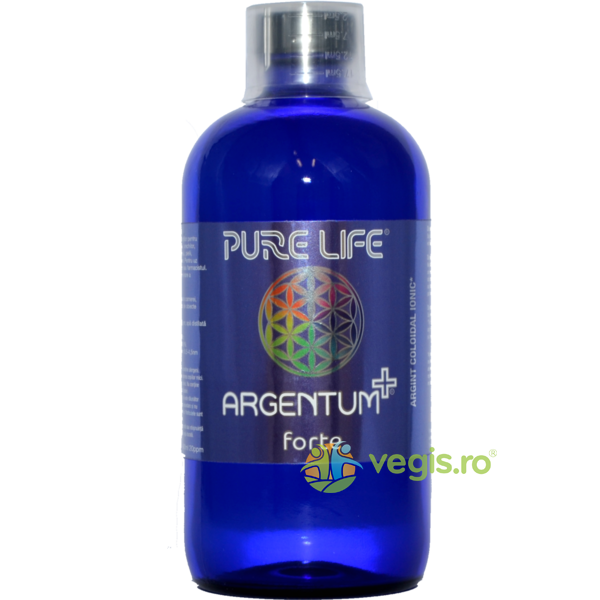 Argentum FORTE 20ppm 480ml PURE LIFE
