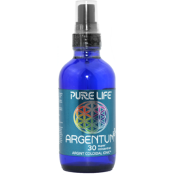 Argentum Super Concentrat 30ppm 120ml PURE LIFE