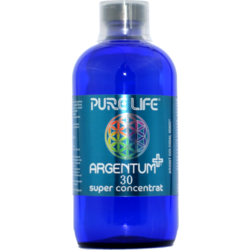 Argentum+Super  Concentrat 30ppm 480ml PURE LIFE