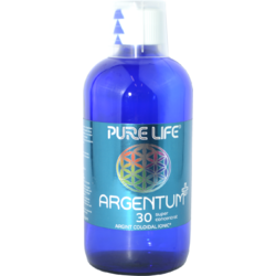 Argentum Super Concentrat 30ppm 480ml PURE LIFE