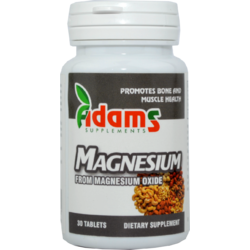 Magneziu 375mg 30cpr ADAMS VISION