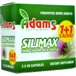 Silimax 1500mg 30cpr Pachet 1+1 CADOU ADAMS VISION