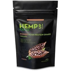 POWER Shake Proteic de Canepa si Cacao Hemp Up Ecologic/Bio 300g CANAH