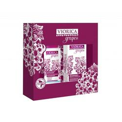 Set Cadou Nr.1 Hidratare Ten Viorica Grapes 150ml+50ml VIORICA COSMETIC