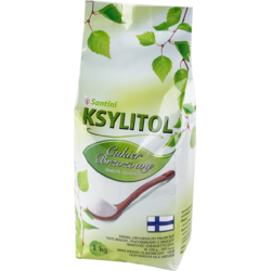 Xylitol Indulcitor Natural (Xilitol) 1Kg