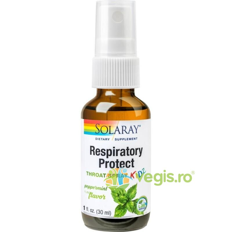 Respiratory Protect Throat Spray Kidz 30ml thumbnail