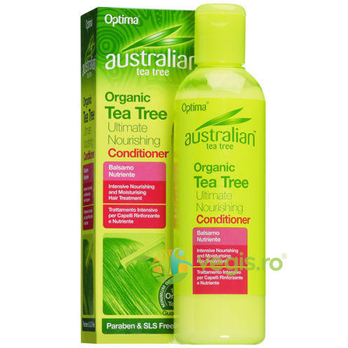 Balsam De Par Cu Ulei Din Arbore De Ceai (Tea Tree) 250ml OPTIMA
