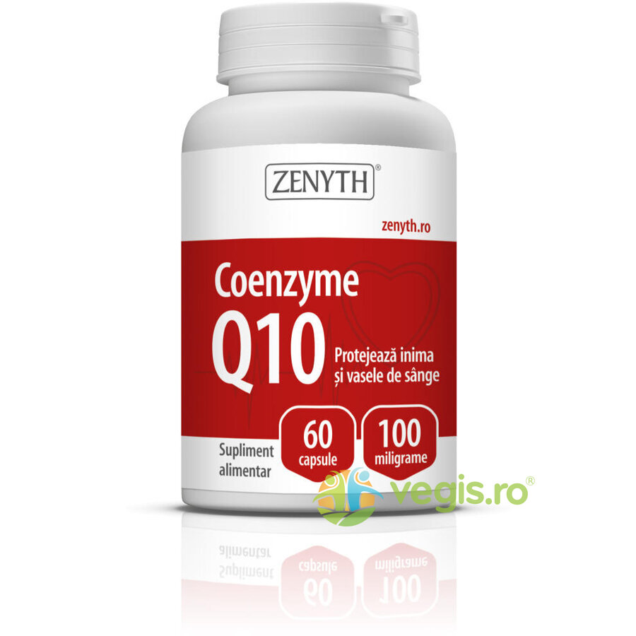 Coenzyme Q10 100mg 60cps