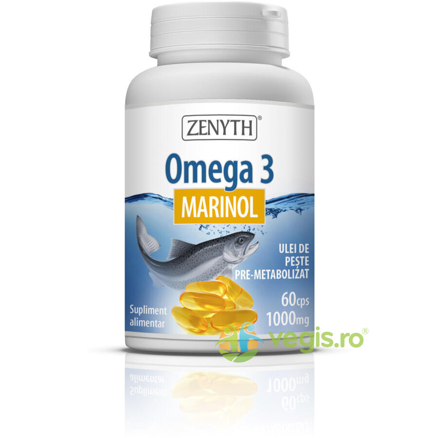 Omega 3 1000mg 60cps